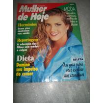 Revista Mulher De Hoje Nº 187 - Patricia Pillar, Gabriel P.