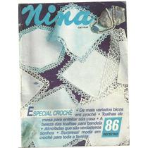 Tricô E Crochê Nina - 86 Receitas