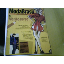 Revista Moda Brasil Profissional Nº1 Jun/jul89