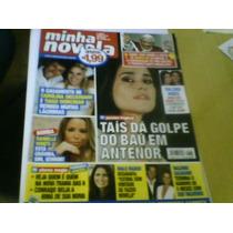 Revista Minha Novela Nº401 Mai07 Paraíso Tropical Eterna Mag