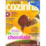 Claudia Cozinha Nr 1 - Capa : Chocolate