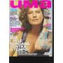 Revista Uma N 82 Patricia Pillar Em 6 Pgs Micos Do Sexo