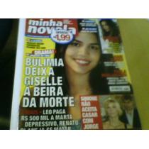 Revista Minha Novela Nº377 Nov06 Páginas Da Vida Pé Na Jaca