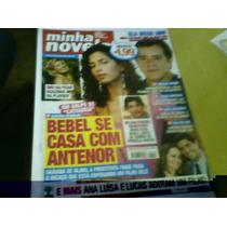 Revista Minha Novela Nº409 Jul07 Paraíso Tropical Luz Do Sol