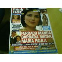 Revista Minha Novela Nº430 Nov07 Duas Caras Sete Pecados