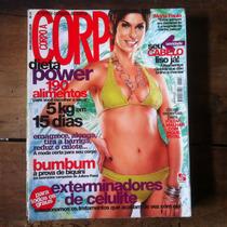Revista - Corpo A Corpo - Dieta Power