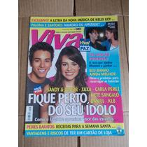 Viva - Sandy E Junior. Xuxa. Carla Perez. Daniel. Ivete. Klb