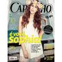Revista Capricho Sophia Abrahão Rebelde Out 2013 # 1185 Nova