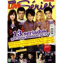 Revista Loveteen Seriados Poster Supernatural Vampire Diares