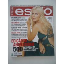Estilo De Vida #49 Ano 2006 Carolina Dieckmann ..