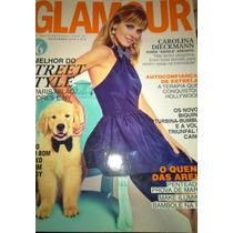Revista Glamour Carolina Dieckmann Novembro 2012