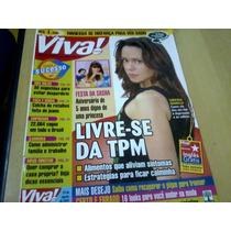 Revista Viva Mais Nº205 Ago03 Vanessa Gerbelli Sasha