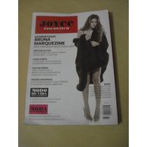 Revista Com Bruna Marquezine Joyce Pascowitch Ano 2013