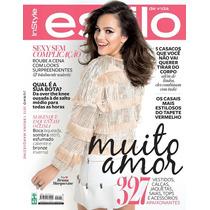 Revista Estilo # 153 Junho 2015 = Bruna Marquezine Lacrada!