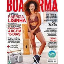Revista Boa Forma 352 = Tais Araujo Fev 2016 Thais Lacrada!