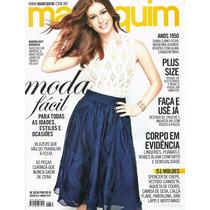 Revista Manequim Marco 2015 #672 Marina Ruy Barbosa Lacrada!