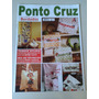 Revista Ponto Cruz - Decore Com Bordados - Nº 9