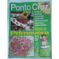 Revista Manequim Ponto Cruz - Fácil - Fácil