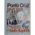 Revista Manequim Ponto Cruz - Fácil E Rápido