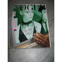 Revista Vogue Italia Nº 677 - Julie Christie - 01/2007