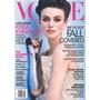 Revista Vogue Usa Importada = Keira Knightley Oct 2012 Rara!