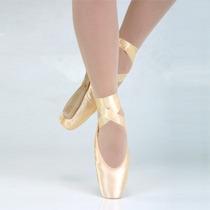 Sapatilha De Ponta Fouette Profissional Ballet Dança