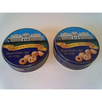 Latas Do Biscoioto Danish Cookies Style Premium Imported