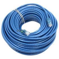 Cabo De Rede Ethernet 30 Metros Internet Montado