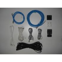 Kit De Cabos Extensões Plug De Telefone E Internet - Usado
