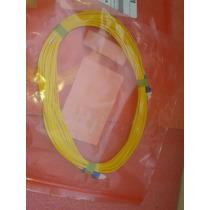 Cordão Fibra Optica 10,0m Lc/lc Mono-modo Duplex Made In Usa