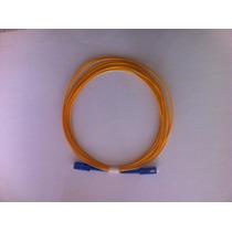 Cordão Óptica Sc/upc--sc/upc Sm 3 M Fibra 2.0mm