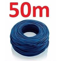 Cabo De Rede Ethernet 50 Metros Internet - Frete Grátis