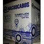 Cabo De Rede Top Cabo Cat5e Branco Caixa 305mts!!!!