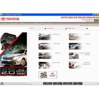 Catálogo Eletrônico De Peças Toyota Brasil 2010