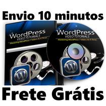 Video Curso Wordpress Brinde Dicas Frete Grátis!