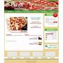 Site Para Pizzaria, Lachonete E Restaurante