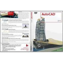 Auto Cad 2010 Original Permanente Promoção