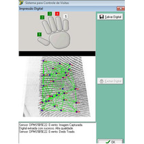 Vídeo Aulas: Delphi V - Sistema Biométrico