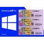 Windows 10 Professional Chave 32/64bits Portugues