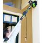 Lixadeira De Parede/teto 710w Expancível Luz Led + Aspirador
