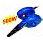 Soprador E Aspirador De Pó Para Computadores 500w 110v