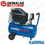 Compressor De Ar 24l 2 Hp 220v Monofásico G2801br Gamma 220v