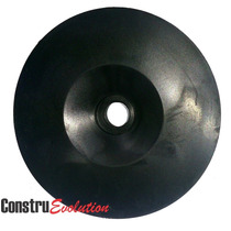 Suporte Flexivel Para Lixa 4.1/2pol Esmerilhadeira Furadeira
