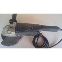 Esmerilhadeira Angular Bosch 9 Pol Gws 22-180 Usada
