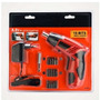 Kit Parafusadeira A Bateria 4.8v Black And Decker Com Kit De