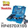 Parafusadeira/furadeira Impacto Makita 18v Hp457dx100 Bivolt