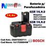 Bateria Original P/parafusadeira Gsr 14,4/gsb 14,4 Bosch