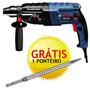 Martelete Perfurador Rompedor Gbh 2-24d + Maleta 110v Bosch