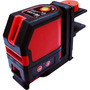 Nivel A Laser Esquadro Auto Nivelamento 2x1 + Nota Fiscal
