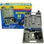 Micro Retifica + 60 Acessorios Bateria Recarregavel Western